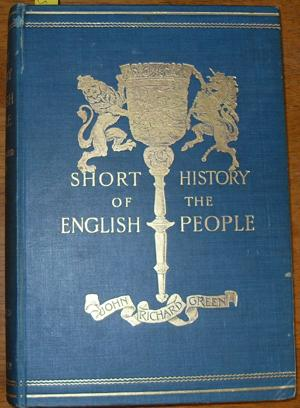 Short History of the English People: Vol IV