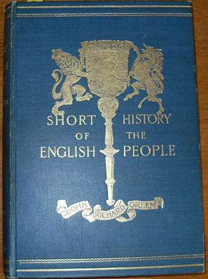 Short History of the English People: Vol III
