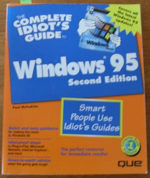 Complete Idiot's Guide to Windows 95, The