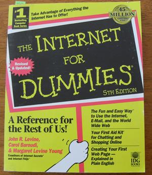 Internet for Dummies, The