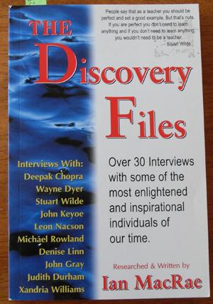Discovery Files, The