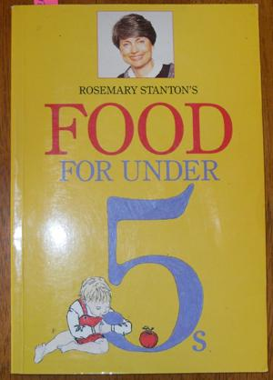 Food for Under 5s