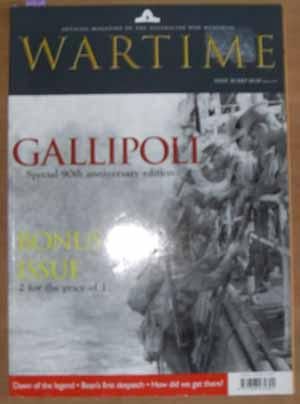 Wartime: Official Magazine of The Australian War Memorial (Issue 30)