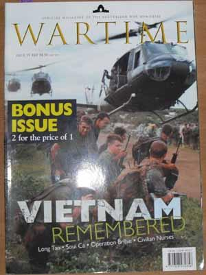 Wartime: Official Magazine of The Australian War Memorial (Issue 35)