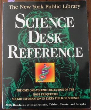 New York Public Library Science Desk Reference, The