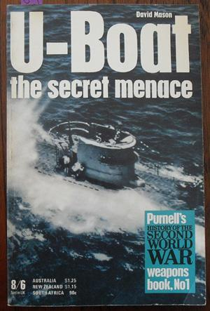 U-Boat: The Secret Menace (Purnell's History of the Second World War)
