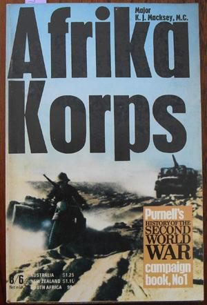 Afrika Korps (Purnell's History of the Second World War)