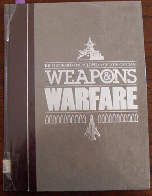 Illustrated Encyclopedia of 20th Century Weapons & Warfare, The (Volume 21, RPG/Sky)