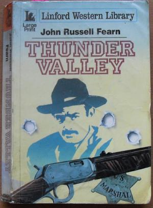 Thunder Valley: Linford Western Library (Large Print)