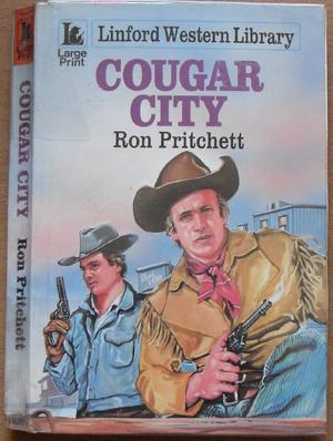 Cougar City: Linford Western Library (Large Print)