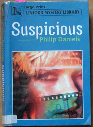 Suspicious: Linford Mystery Library (Large Print)