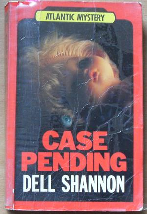 Case Pending (Atlantic Large Print Mystery)
