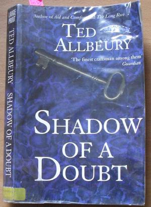 Shadow of a Doubt (Large Print)