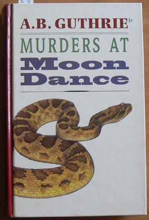 Murders at Moon Dance (Large Print)
