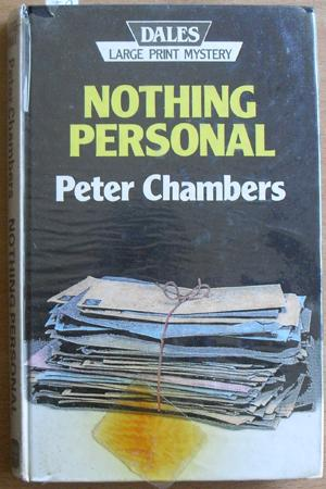 Nothing Personal (Dales Large Print Mystery)