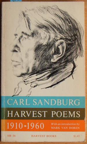 Harvest Poems: 1910 - 1960