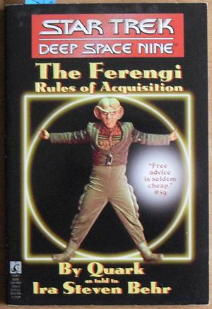Star Trek: Deep Space Nine - The Ferengi - Rules of Acquisition