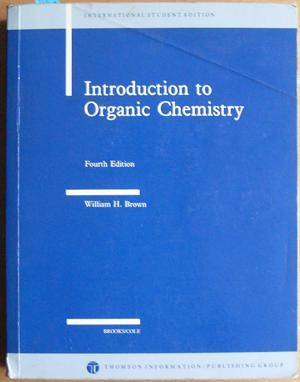 Introduction to Organic Chemistry (International Student Edition)