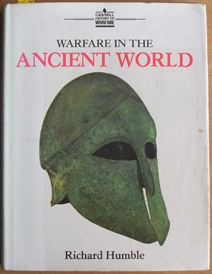 Warfare in the Ancient World (Cassell History of Warfare)