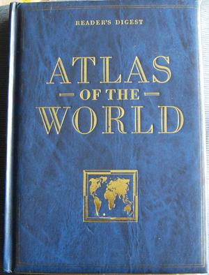 Reader's Digest Atlas of the World: Gardner, Joseph L.