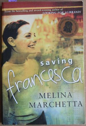 saving francesca Sixteen-year-old francesca's compelling voice will carry readers along during a transitional year in her family and school life the narrator's vivacious mother falls.