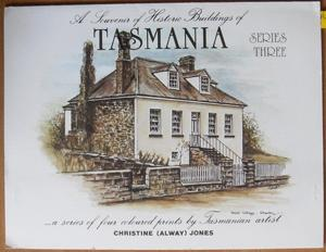 Souvenir of Historic Buildings of Tasmania, A: Series Three