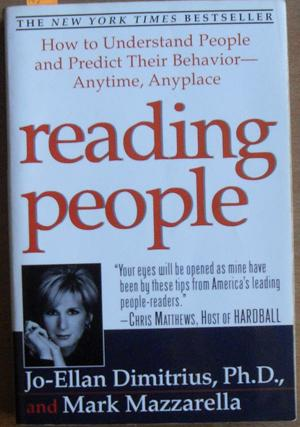 Reading People: How to Understand People and Predict Their Behaviour - Anytime, Anyplacec