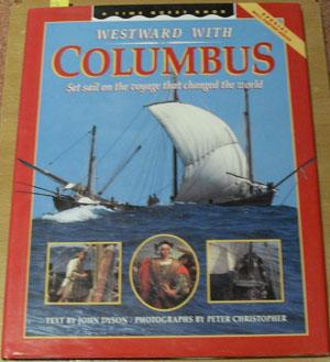 Westward With Columbus: Set Sail on the Voyage That Changed the World (A Time Quest Book)