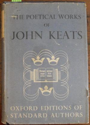 Poetical Works of John Keats, The