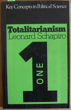 Totalitarianism: Key Concepts in Political Science