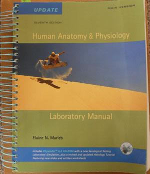 Human Anatomy & Physiology: Laboratory Manual: Marieb, Elaine N.