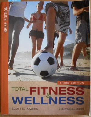 Total Fitness & Wellness: Brief Edition