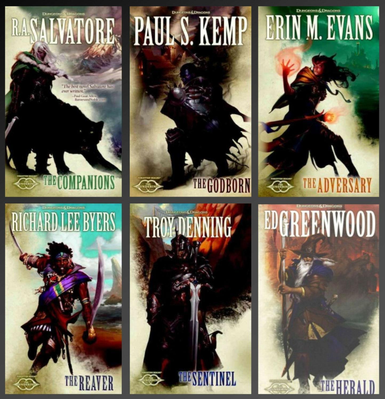 Forgotten Realms The SUNDERING Series RA