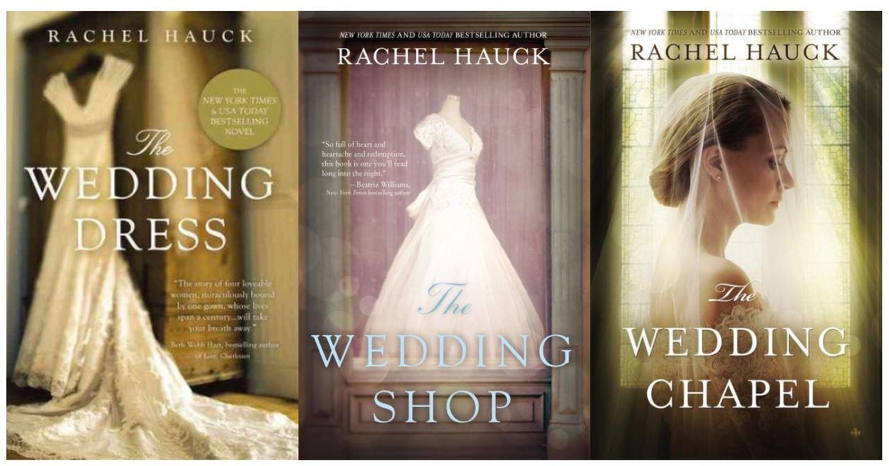 Wedding Series 1-3 TP New The Wedding Dress; The Wedding Chapel; The Wedding Shop