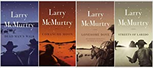 LONESOME DOVE Classic Western Series by Larry: McMurtry, Larry