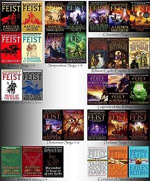 Complete Riftwar: Feist, Raymond E