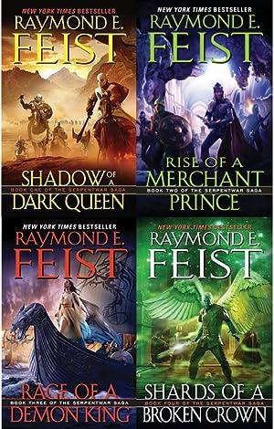 Serpentwar Saga: Feist, Raymond E