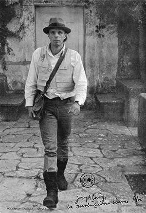 Made in. #5 Joseph Beuys. La rivoluzione: Beuys Joseph, Jodice