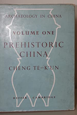 Archaeology in China (4 volumes)