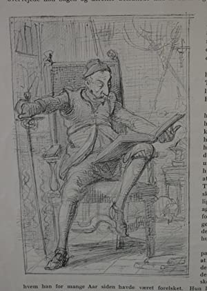 Historien om Don Quixote og Sancho Pansa fortalt for Born: Carl Ewald Illustrated by Rasmus ...