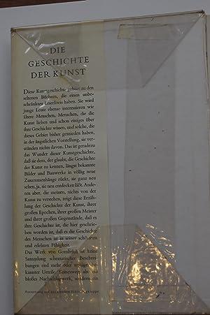 Die Geschichte der Kunst: E H Gombrich