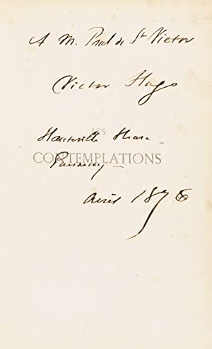 Victor Hugo First Edition Abebooks