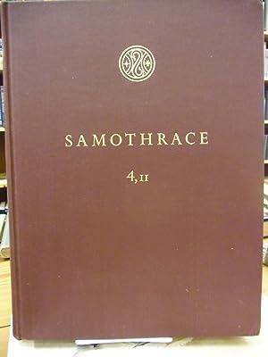 Samothrace: The Altar Court: Karl Lehman, Denys Spittle