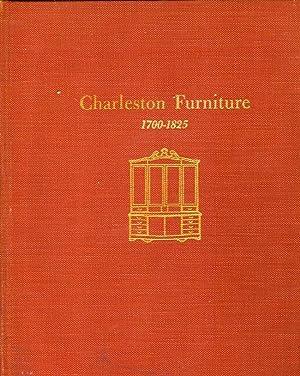 Contributions From the Charleston Museum XII. Charleston Furniture 1700-1825: Burton, E. Milby