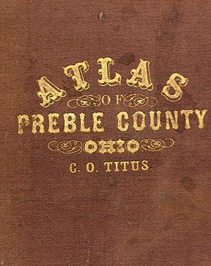 Atlas of Preble County Ohio: Lake, D. J.
