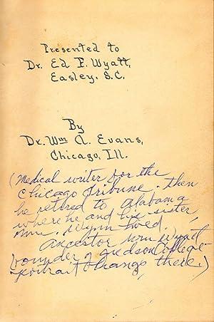 Wyatt's Travel Diary 1836: Wyatt, William N.