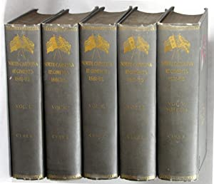 Histories of the Several Regiments and Battalions from North Carolina in the Great War 1861-'...