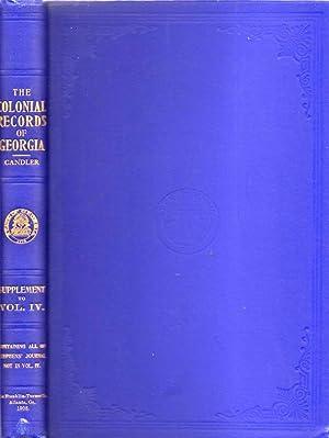 Journal of Colonel William Stephens: Stephens, William