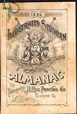 1896 Illustrated Southern Almanac: Hill, J. L.