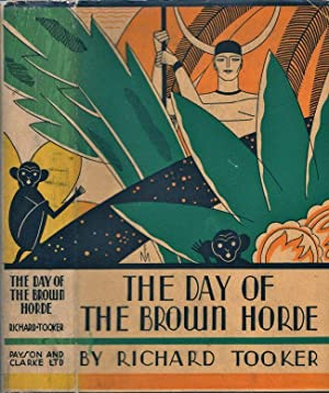 The Day of the Brown Horde: Tooker, Richard